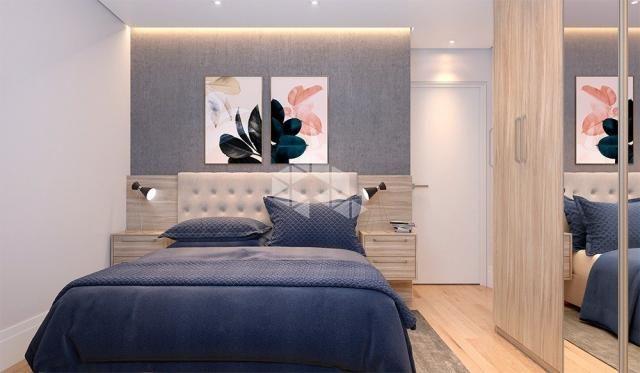 Apartamento à venda com 2 dormitórios em São roque, Bento gonçalves cod:9914242 - Foto 3