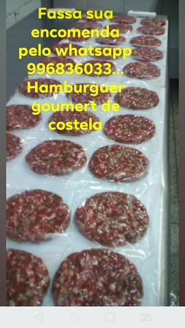 Hamburguer goumert