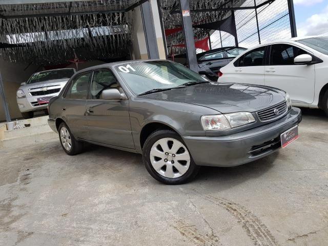 Toyota Corolla Xei 1.8 2001 - Foto 4