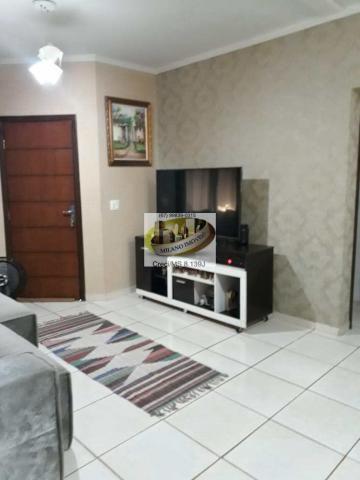 Casa à venda com 2 dormitórios em Ipê, Três lagoas cod:405 - Foto 7