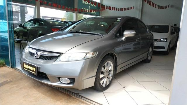 Honda Civic LXL Flex (2011/11) Completo