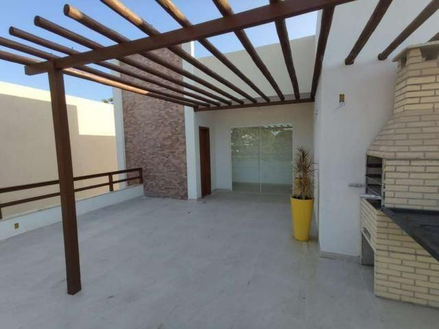 Casa 3/4 2 suítes ampla com espaço gourmet abrantes 325 mil - Foto 9