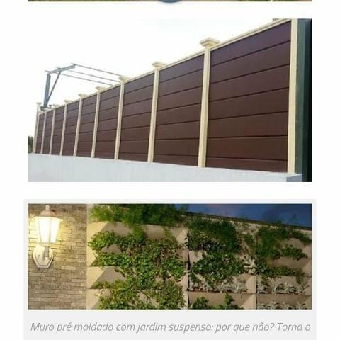 Muro pre fabricado - Foto 2