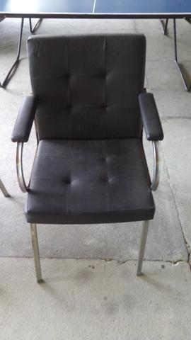 Cadeiras com base fixa - Foto 6