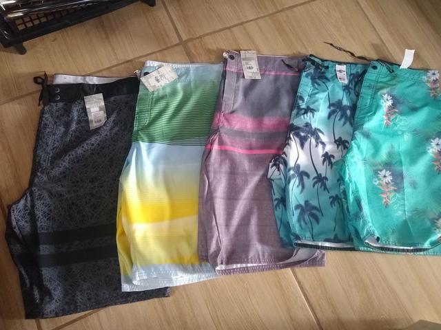 Vendo roupas novas