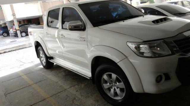 Hilux SRV diesel 4x4