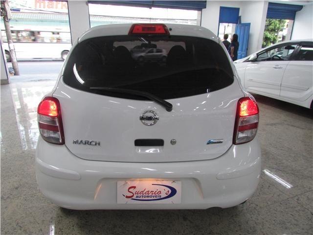Nissan March 1.0 16v flex 4p manual - Foto 4