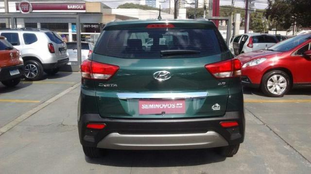 HYUNDAI IMP CRETA PULSE 2.0 16V AT6 FLEX Verde 2017/2017 - Foto 10