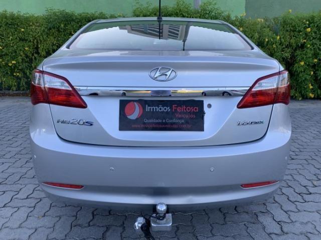 Hyundai hb20 2014 1.6 comfort plus 16v flex 4p manual - Foto 4