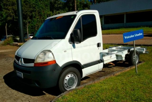 Renault Master CC 2.5 DCI 4X2, ano 2010/2010 - Foto 3