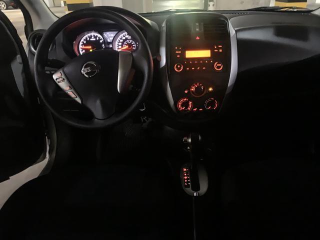 Nissan versa 1.6 sv automático 2018 - Foto 9