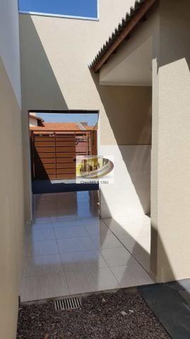 Casa à venda com 2 dormitórios em Nova três lagoas, Três lagoas cod:410 - Foto 18