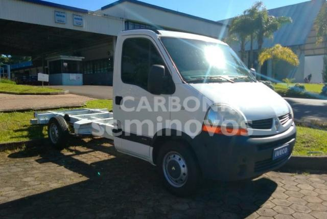 Renault Master CC 2.5 DCI 4X2, ano 2010/2010 - Foto 4