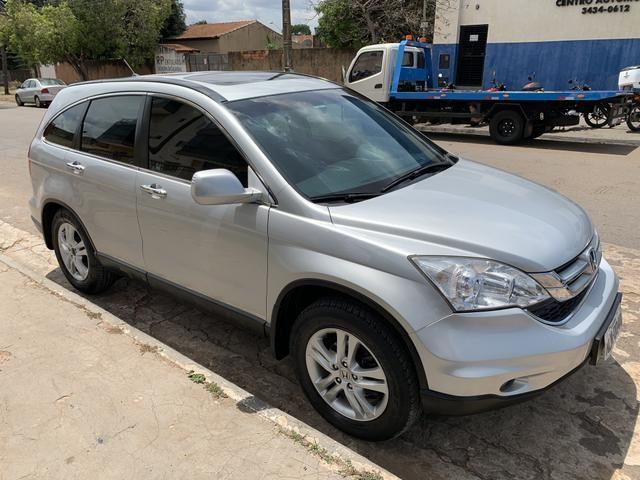 CRV 2010 Exl 4x4 - Carro impecável - Foto 2