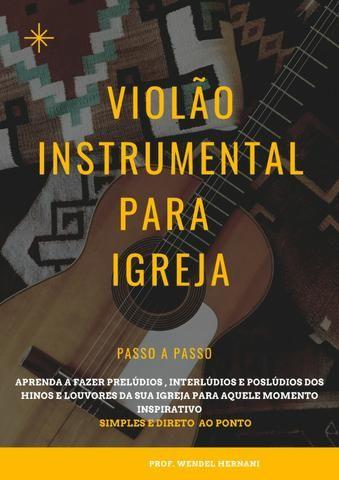 Violão Instrumental para Sua Igreja