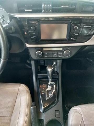 Corolla XEI 2.0 automático. 2015/2016 - Foto 10