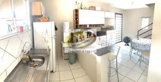 Casa à venda com 2 dormitórios em Jardim alvorada, Três lagoas cod:409 - Foto 5