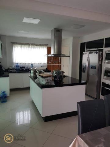Casa com 5 dormitórios para alugar por r$ 12.000/mês - praia do estaleiro - balneário camb - Foto 4