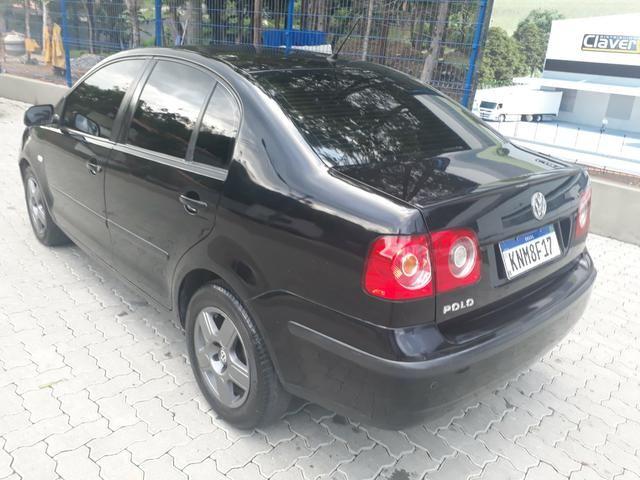 Polo sedan 2008 completo com Gnv - Foto 7