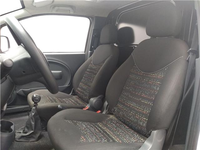 Fiat Fiorino 1.4 mpi furgão hard working 8v flex 2p manual - Foto 9