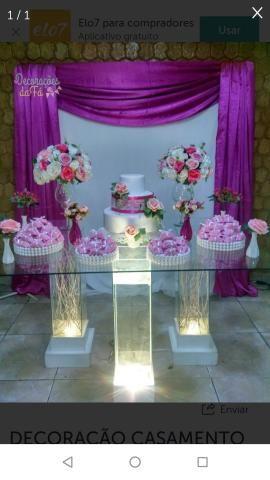 Precisou de decorador profissional em festas é só chamar!!! - Foto 3
