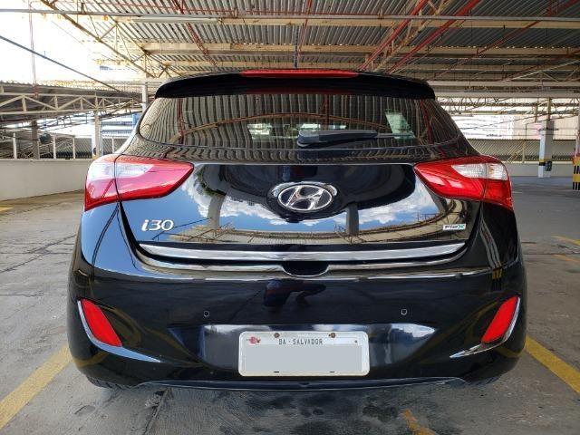 Hyundai I30 Preto Automático Completão Zerado 57000km Rodas - Foto 3