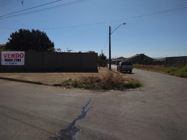 Lote Residencial Santa Fé, 438,77m², Entre Setor Cristina e Forte Ville. (Murado) - Foto 4