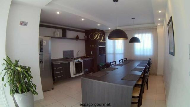 Aluga-se apartamento semi-mobiliado Pinheirinho, ótima localização - Foto 16