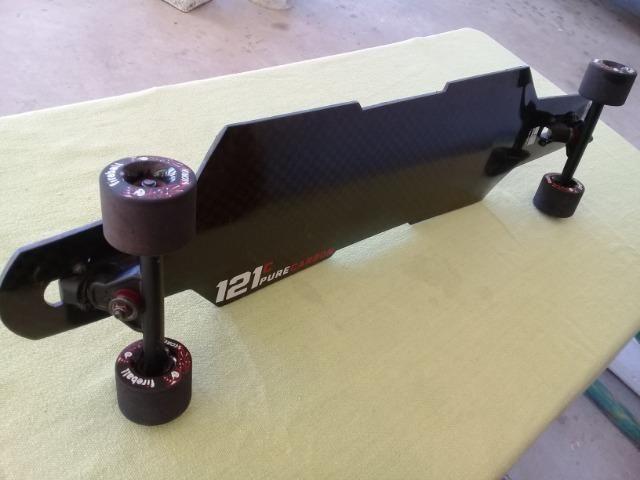 Skate Profissional 121c Carbon