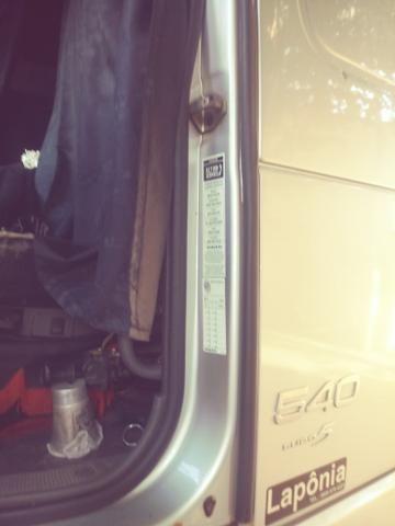 Volvo fh 540 6x4 com bicaçamba - Foto 6