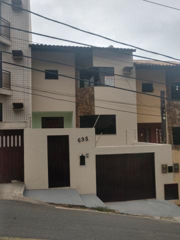 Casa 3 qts, suíte, dependência de empregada e garagem p/3 carros glória - macaé