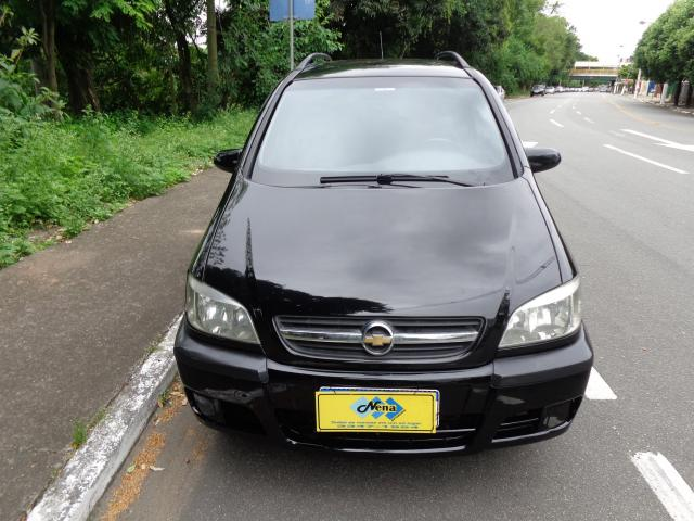 CHEVROLET ZAFIRA 2011/2011 2.0 MPFI COMFORT 8V FLEX 4P MANUAL