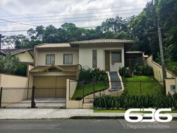 Casa | Joinville | Glória | Quartos: 4
