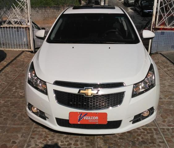 Chevrolet Cruze 2014 1.8 LTZ Sport Hatch Automatico Branco Teto - Foto 2