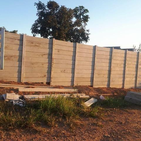 Muro pre fabricado