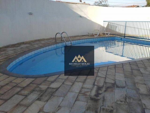 Apartamento com 3 dormitórios à venda, 90 m² por r$ 415.000 - jardim del rey - são josé do - Foto 10