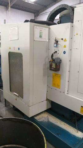 Centro de usinagem Discovery 400 romi - Foto 2