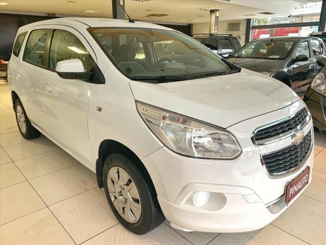 CHEVROLET SPIN 1.8 LT 8V FLEX 4P MANUAL - Foto 3