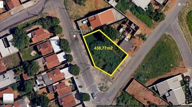 Lote Residencial Santa Fé, 438,77m², Entre Setor Cristina e Forte Ville. (Murado) - Foto 5
