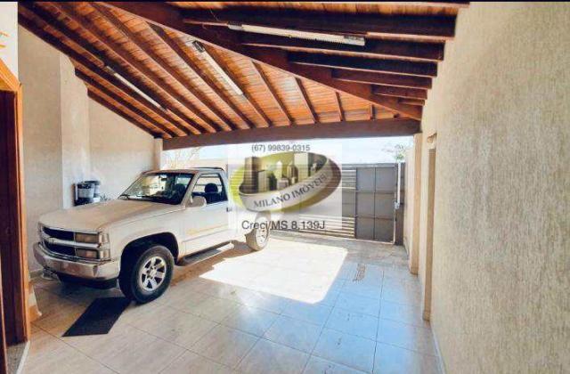 Casa à venda com 3 dormitórios em Ipê, Três lagoas cod:391 - Foto 9
