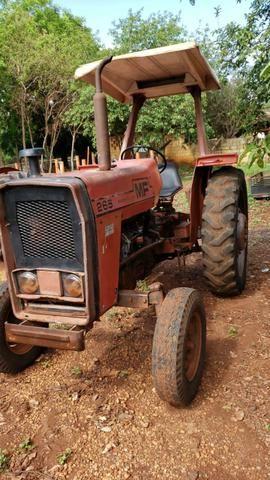 Trator Massey Ferguson 265 4x2 - Foto 3