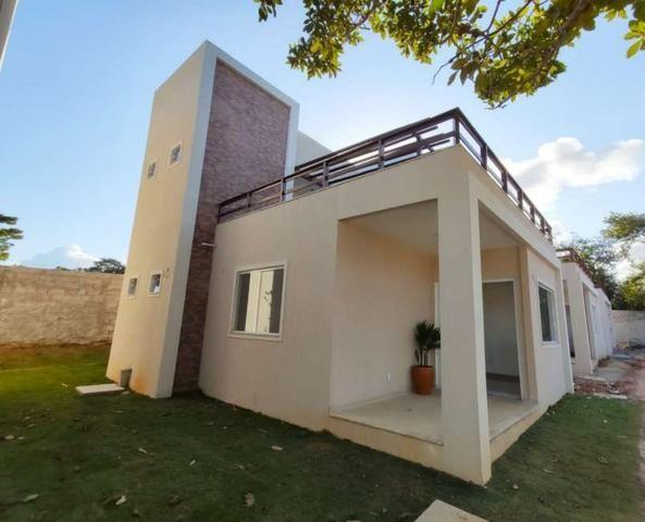 Casa 3/4 2 suítes ampla com espaço gourmet abrantes 325 mil - Foto 13