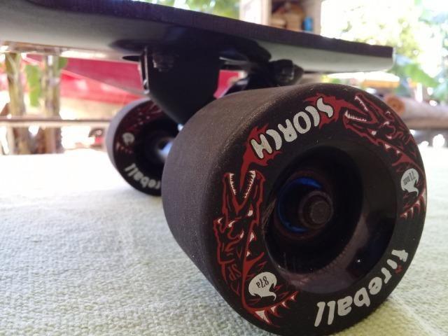 Skate Profissional 121c Carbon - Foto 3