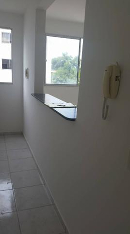 Passo direito de apartamento