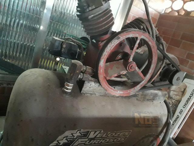 Compressor de ar para sair rápido !!