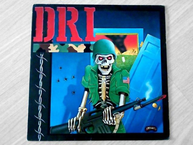 DRI - Dirty Rotten Imbeciles - LP