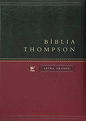 Bíblia Sagrada Thompson