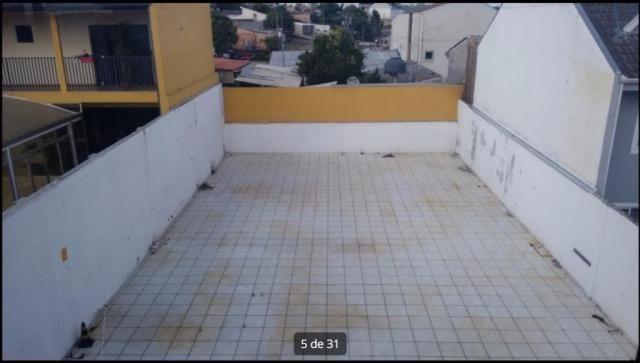 Sobrado residencial à venda, capão raso, curitiba - so0471. - Foto 4