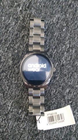 Smartwatch Fosssil Q Grafite - Ftw-2108