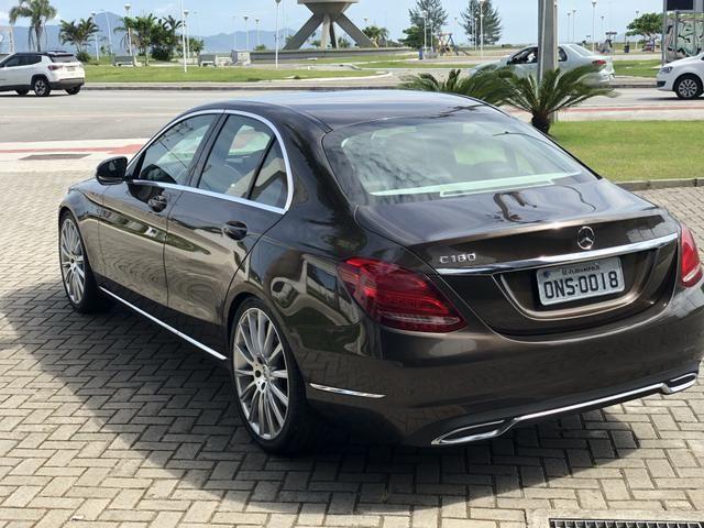 Mercedes c180 exclusive 2015